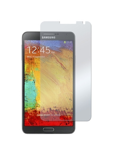 Microsonic Ultra Şeffaf Ekran Koruyucu Film - Galaxy Note3 N9000 Renkli